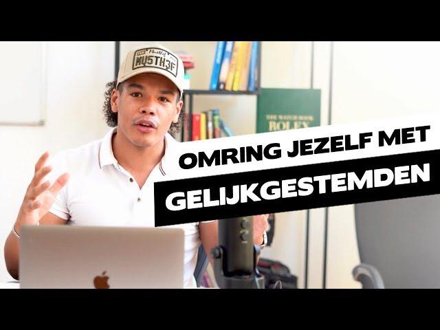 OMRING JEZELF MET GELIJKGESTEMDEN - 5 TIPS!