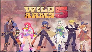 Wild Arms 5 Review and Gameplay