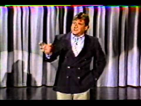 GREAT STANDUP BLAKE CLARK ON GARRY SHANDLING