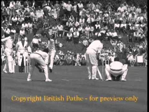 WEST INDIES OPEN TOUR 1966(Wesley hall, Gary sobers, ken barrington, kanhai)