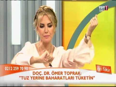 DOÇ  DR  ÖMER TOPRAK İYİ FİKİR'DE BESİNLERDEKİ MUCİZELERİ ANLATIYOR