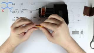 XCBV: Basic Metal Detecting Circuit Part 1 - Make The Coil