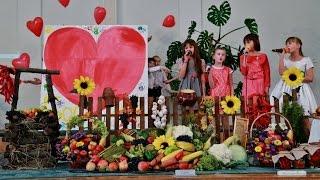 «Праздник Жатвы», дети, Ставрополь, Церковь Христиан Адвентистов.