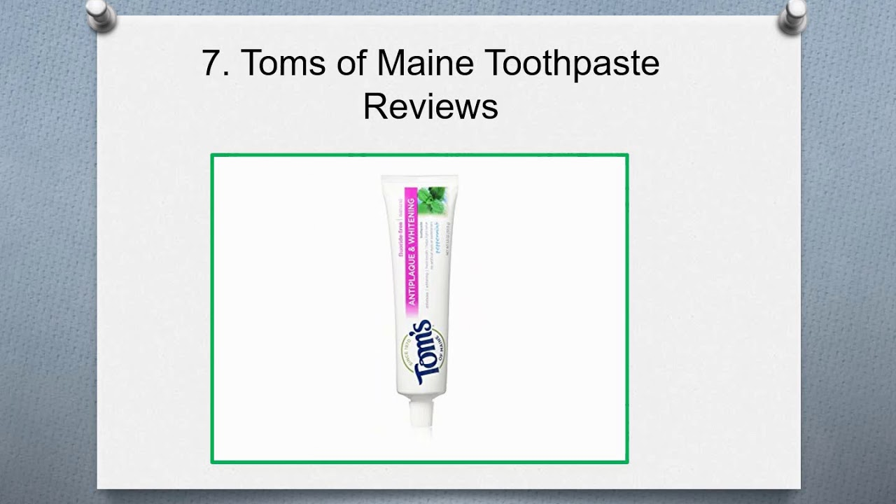 Best Toothpaste 2020.Top 10 Best Whitening Toothpaste Brands In 2020 Reviews