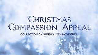 Christmas Compassion Appeal 2019