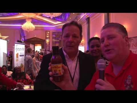Chris Mulkey and Tisha French take The J  Lee Gourmet BBQ Sauce Test
