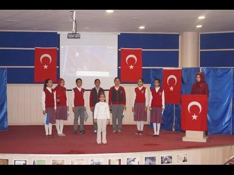 İstiklal Marşı ve Mehmet Akif Ersoy Anma Programı