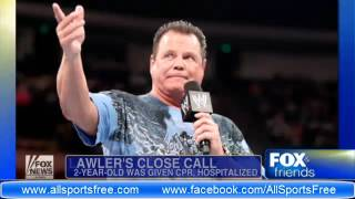 SR001 - Michael Cole on Jerry Lawler's Condition