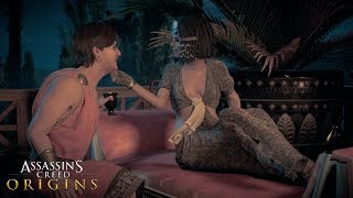 Assassin's Creed Origins: Anyone Can Sleep With Cleopatra But Have To Get Executed?