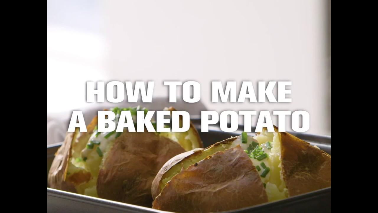 Recipe Bacon And Tuna Baked Potato