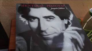JOAQUÍN SABINA. MENTIRAS PIADOSAS (1990)  CARA A