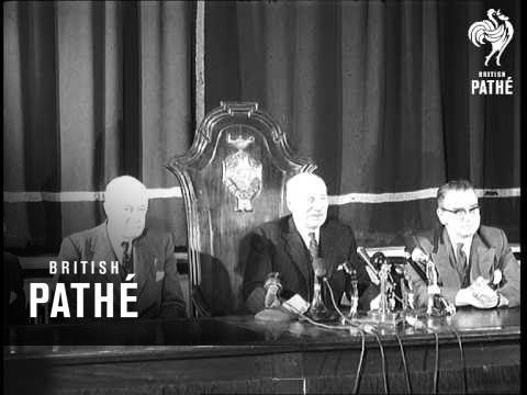 Elder Statesmen - Attlee Resigns (1955)
