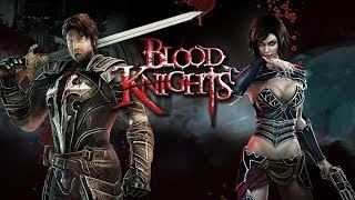 Blood Knights - Trial Demo [HD] Co-op Playthrough