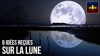 🛰 6 idées reçues sur la Lune