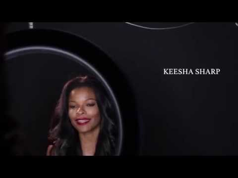 Black Actress Keesha Sharp Extended Interview