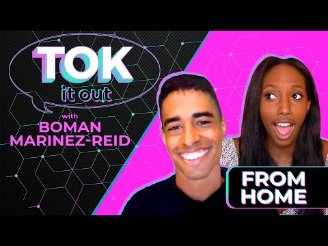 ''Tok it Out'': Boman Martinez-Reid, King of Reality TV TikTok, Talks Drag Brunches and Missing Target