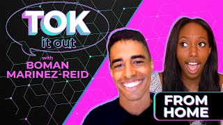 'Tok it Out': Boman Martinez-Reid, King of Reality TV TikTok, Talks Drag Brunches and Missing Target