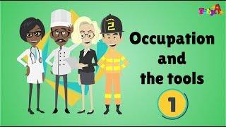 Occupation | Jobs Learning | by BabyA Nursery Channel