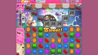 Candy Crush Saga Level 1405  -  no boosters