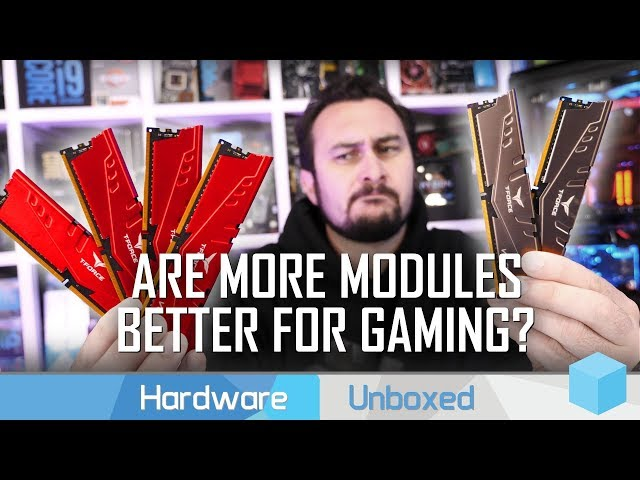 4x4GB vs. 2x8GB, Intel & AMD Dual-Channel Gaming Benchmark
