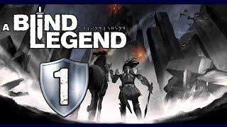 A Blind Legend | DAREDEVIL KNIGHT! | Part 1, PC Gameplay Playthrough