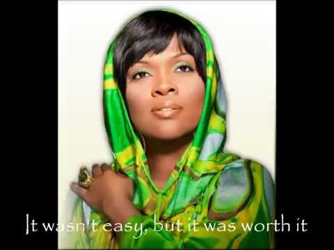 It wasn't easy, Cece Winans