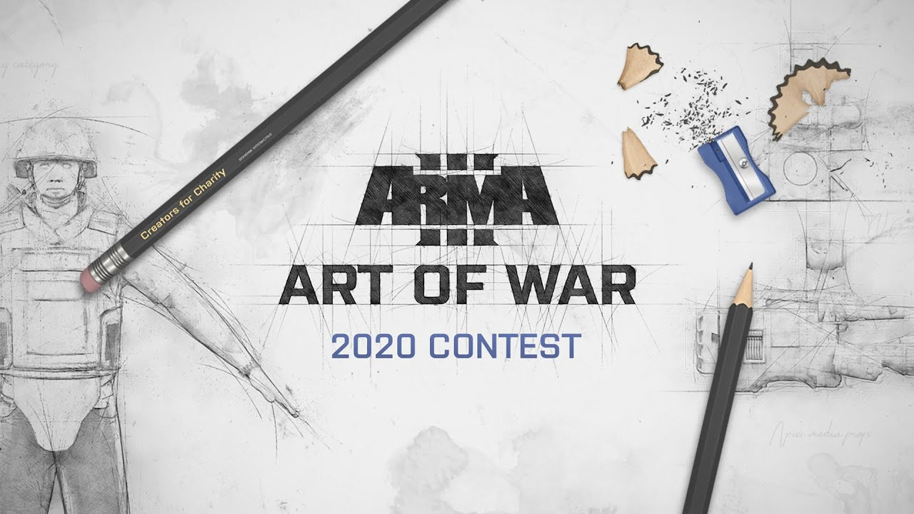 Arma 3 Art of War - Contest Announcement Trailer