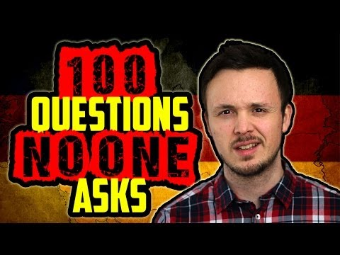 100 Questions No One Asks | Learn German Challenge