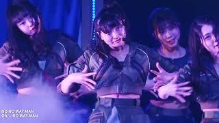 [콘서트] 190113 AKB48 Team B 단독 콘서트 中 'No Way Man'