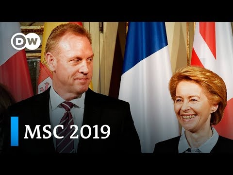 Munich Security Conference 2019 opens with largest US delegation ever | DW News