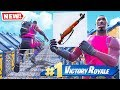 INFANTRY RIFLE Scorecard LOOT PARKOUR *NEW* In Fortnite Battle Royale