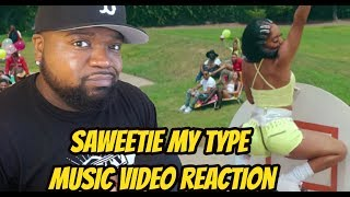 Saweetie My Type  REACTION