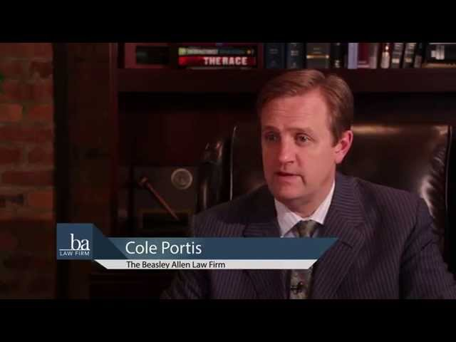 Cole Portis talks about Beasley Allen Law Firm's mission