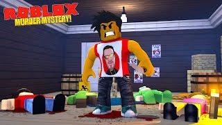 ROBLOX MURDER MYSTERY - IL LITTLECLUB MASCARE, DONUT KILLS TUTTI DEL LITTLECLUB!!