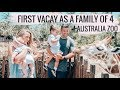 AUSTRALIA ZOO AND SUNSHINE COAST FAMILY GETAWAY