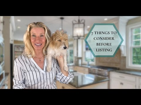 7 Things To Consider Before Listing Your Home 🏘 with Main Line Expert Kimmy Rolph ✅  💵  🛠  🎥