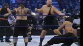 Mr.Kennedy VS The Big Show VS The Great Khali VS Jeff Hardy VS Umaga