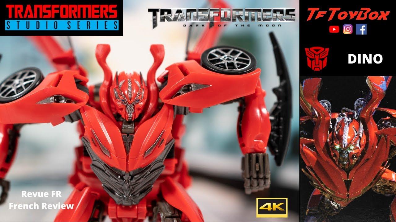 Transformers Studio Series DINO (DOTM) by TfToyBox