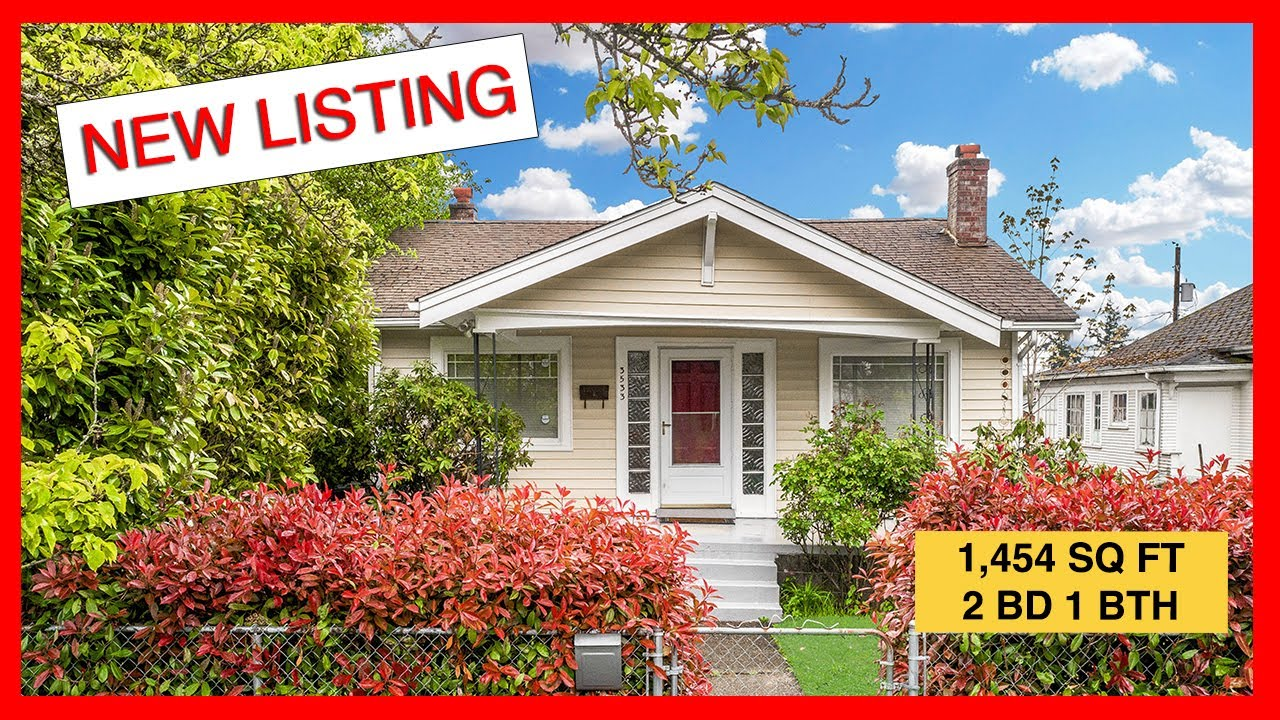 New Listing   Charming Craftsman W/Opportunity To Build Equity!