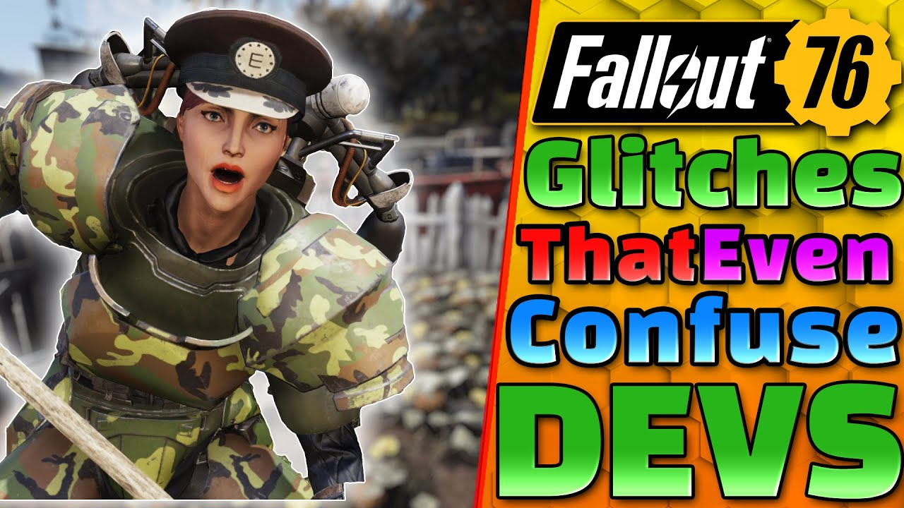 Camp Glitches That Will Even Confuse the Devs - INTERIOR WALL PAPER FIX!! - Fallout 76 CAMP Building