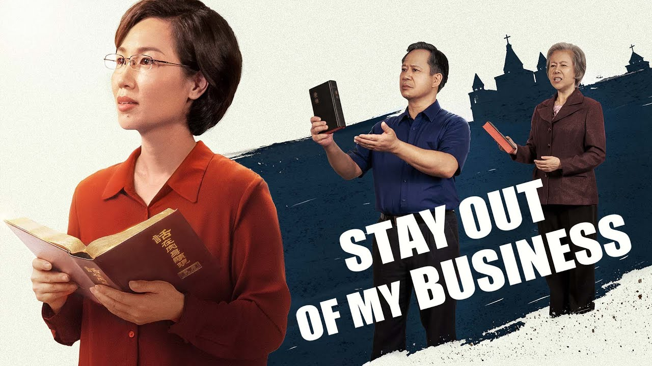 Stay Out of My Business (Full Movie) - The Spiritual Awakening of Christians