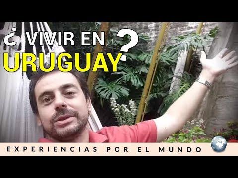 URUGUAY: Vivir y trabajar, cómo es la vida en Montevideo, Colonia, Rocha | Videos y cosas Típicas