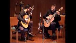 Parabola Guitar Duo - III. Anacleto de Medeiros (R. Gnattali)