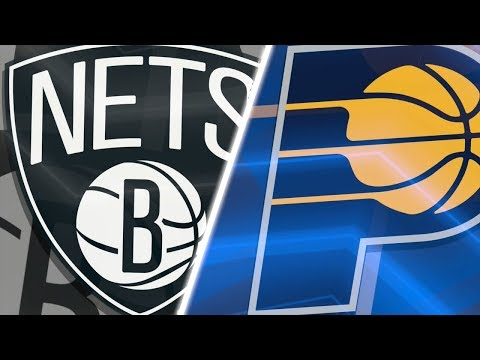 NBA: Brooklyn Nets at Indiana Pacers l October 18, 2017 l 2017 NBA Regular Season