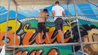 Graffiti na Gradele 2016 by Ziher.hr