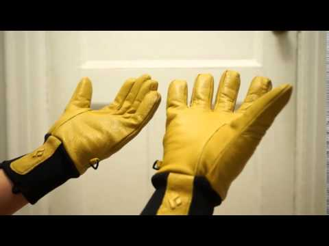 Black Diamond Dirt Bag Mitts Handschuhe