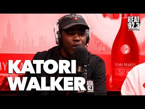 Katori Walker Freestyle with Bootleg Kev & DJ Hed