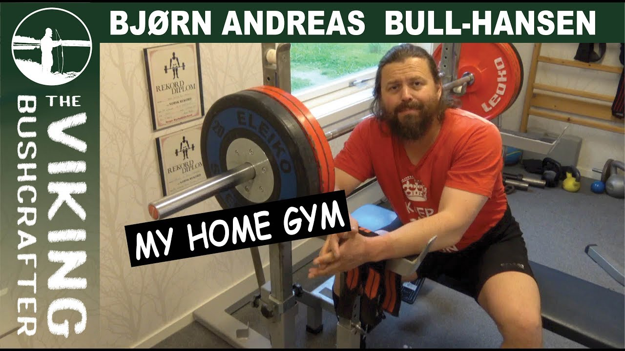 Garage gym tour pando s barbell club youtube - My Powerlifting Home Gym