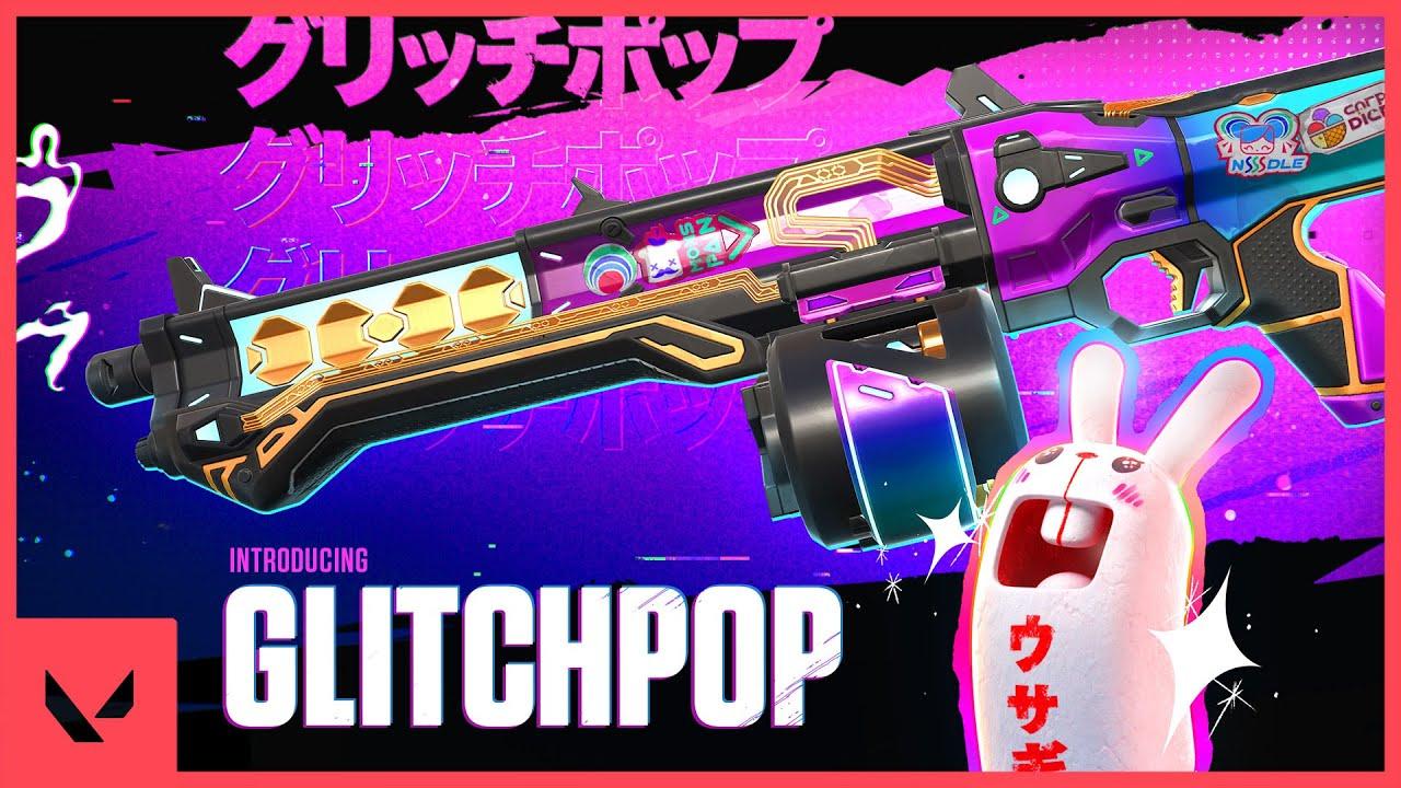 Glitchpop! Glitchpop! Glitchpop! // Skin Reveal Trailer - VALORANT
