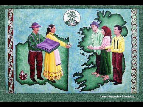 Kindred Spirits - The Choctaw-Irish Bond Lives On